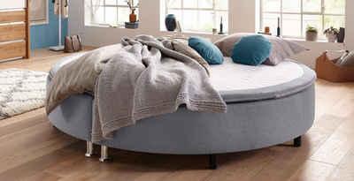runde betten. Black Bedroom Furniture Sets. Home Design Ideas