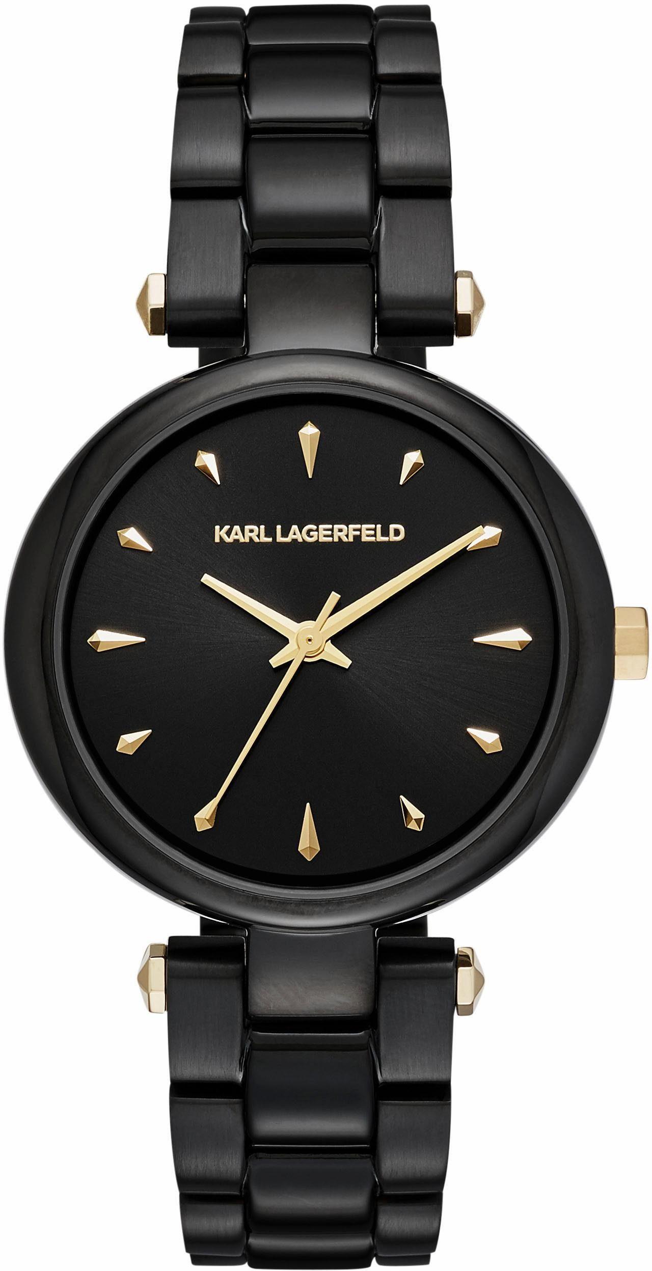 KARL LAGERFELD Quarzuhr »AURELIE, KL5003«