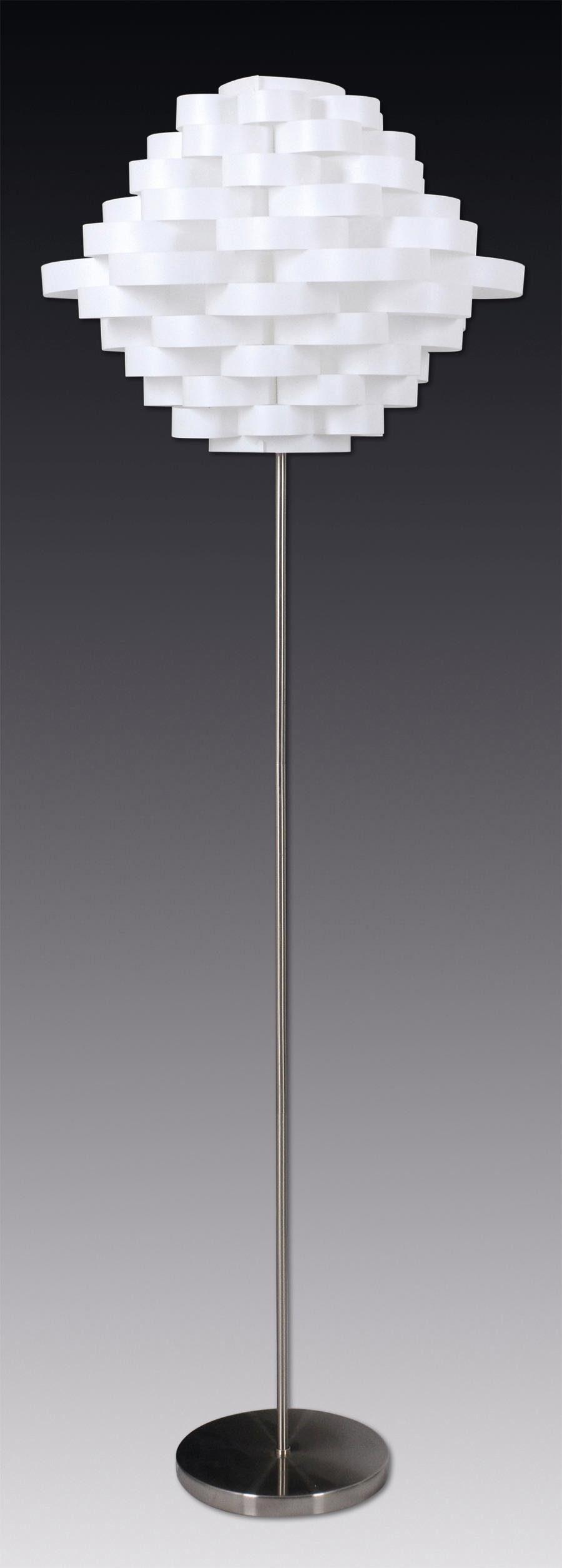 näve Stehlampe »White Line«, 1-flammig