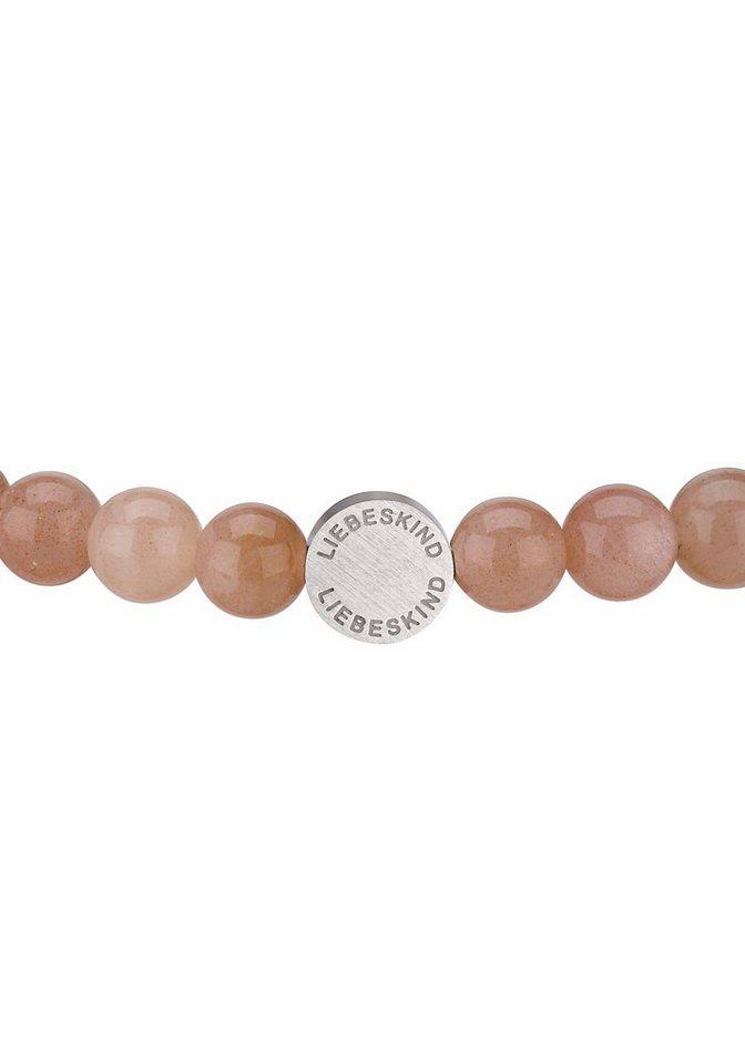 Liebeskind Berlin Armband »LJ-0084-B-17« mit Opal