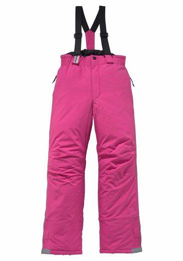 Scout Schneelatzhose mit abnehmbaren, verstellbaren Hosenträgern