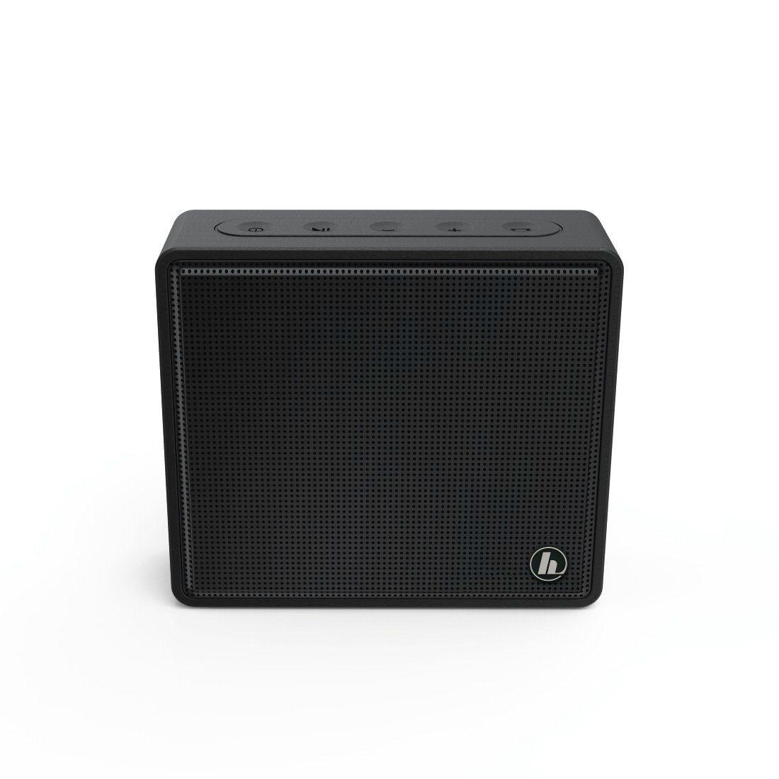 Hama Mobiler Bluetooth-Lautsprecher Pocket, Schwarz