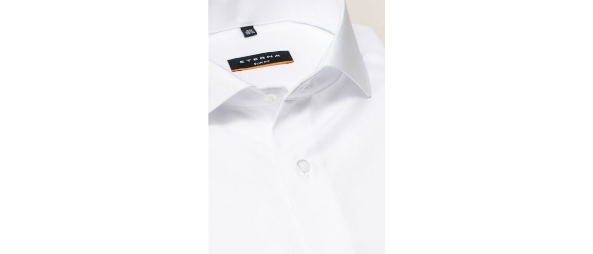 Professionelle Online ETERNA Langarm Hemd Langarm Hemd SLIM FIT Günstig Kaufen Besten Großhandel BSdXC