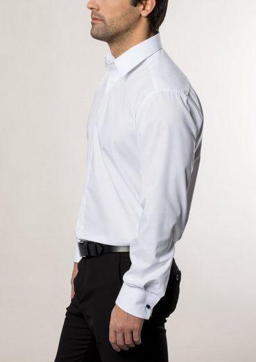ETERNA Langarm Hemd COMFORT FIT unifarben