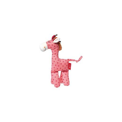 Sigikid Kuschelfigur, Giraffe pink (41671)