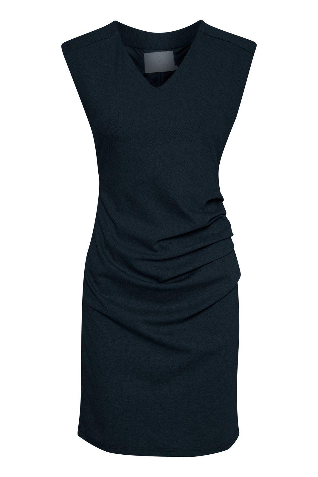 KAFFE Abendkleid »India V-Ausschnitt«