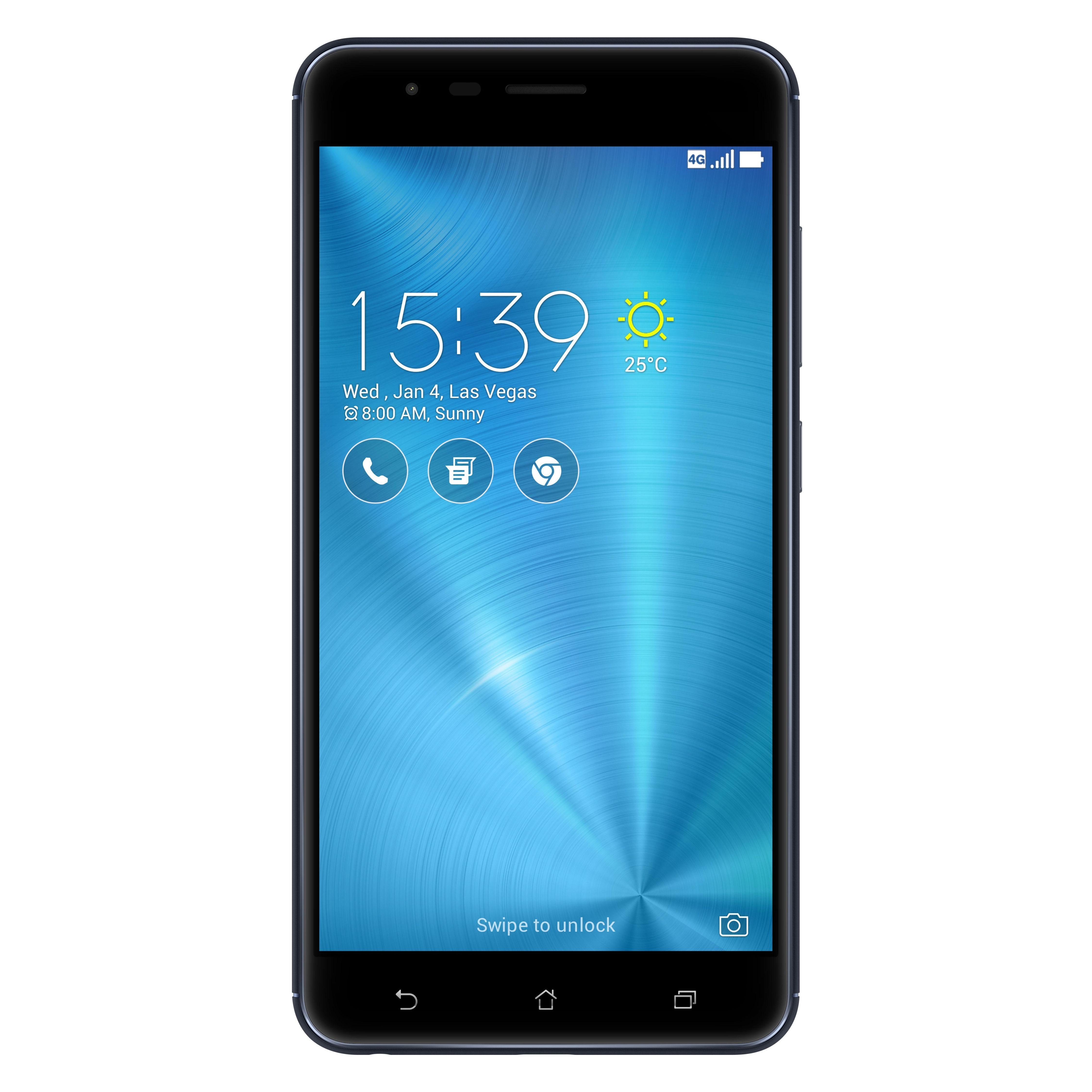"""ASUS Zenfone Zoom 3 (ZE553KL) Smartphone »Octa-Core, 14 cm (5,5""""), 64 GB, 4 GB, Dual-SIM«"""