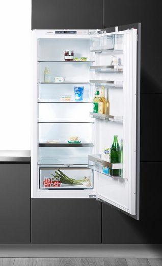 SIEMENS Einbaukühlschrank KI51RAD30, 139,7 cm hoch, 55,8 cm breit, Energieklasse A++, 139,7 cm hoch