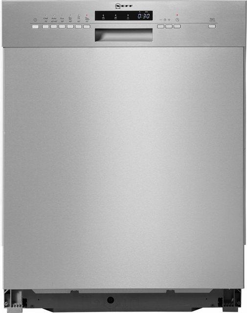 Küchengroßgeräte - NEFF Unterbaugeschirrspüler GU3600A, S213A60S0E, 11,7 l, 12 Maßgedecke, 11,7 Liter, 12 Maßgedecke  - Onlineshop OTTO
