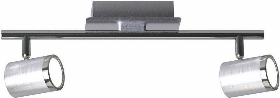 led deckenstrahler 2 flammig spotk pfe beweglich individuell einstellbar online kaufen otto. Black Bedroom Furniture Sets. Home Design Ideas