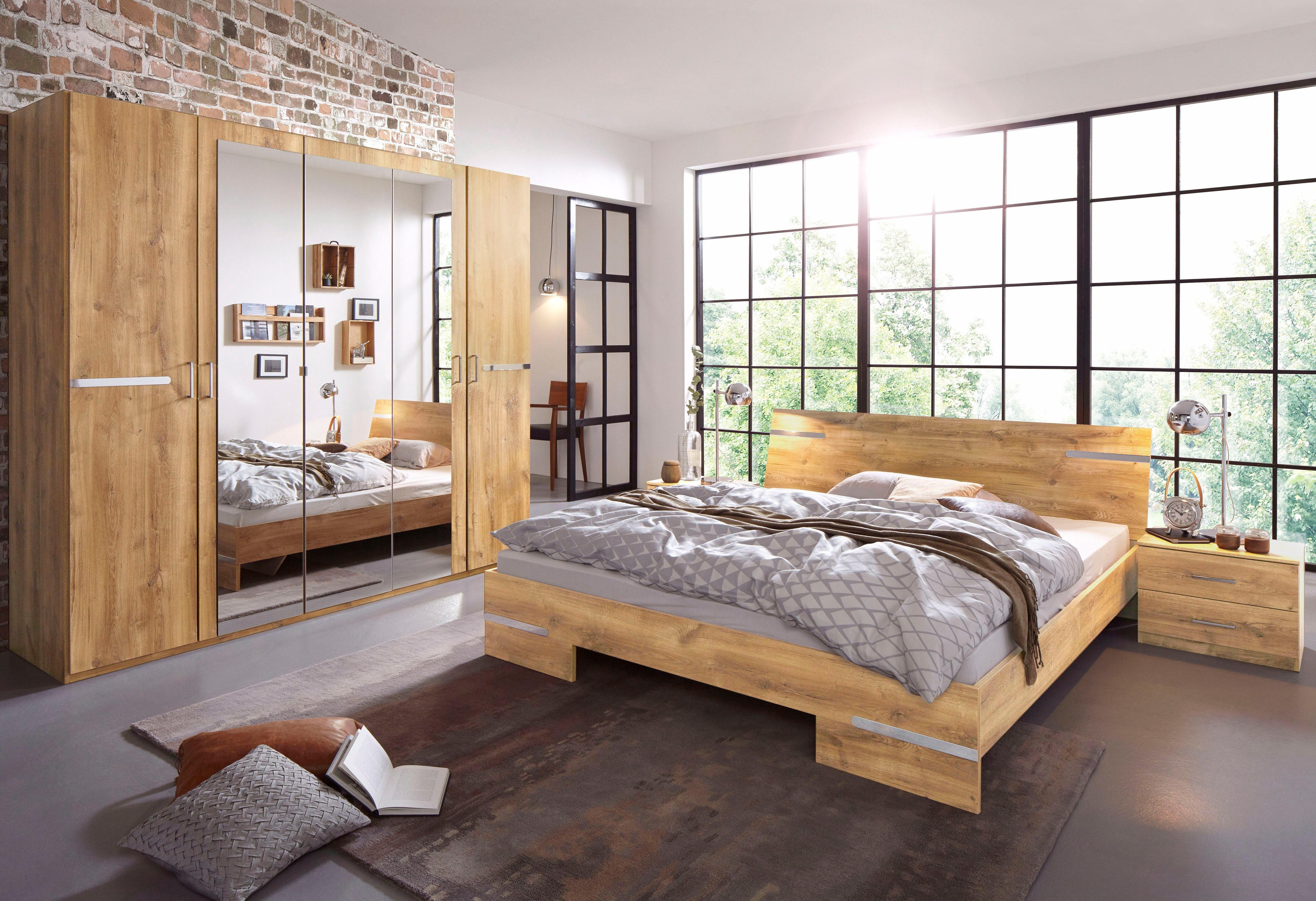 WIMEX Schlafzimmer-Set 4-tlg. KOPENHAGEN