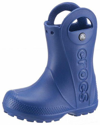 crocs handle it rain boot gummistiefel mit reflektierendem logo online kaufen otto. Black Bedroom Furniture Sets. Home Design Ideas