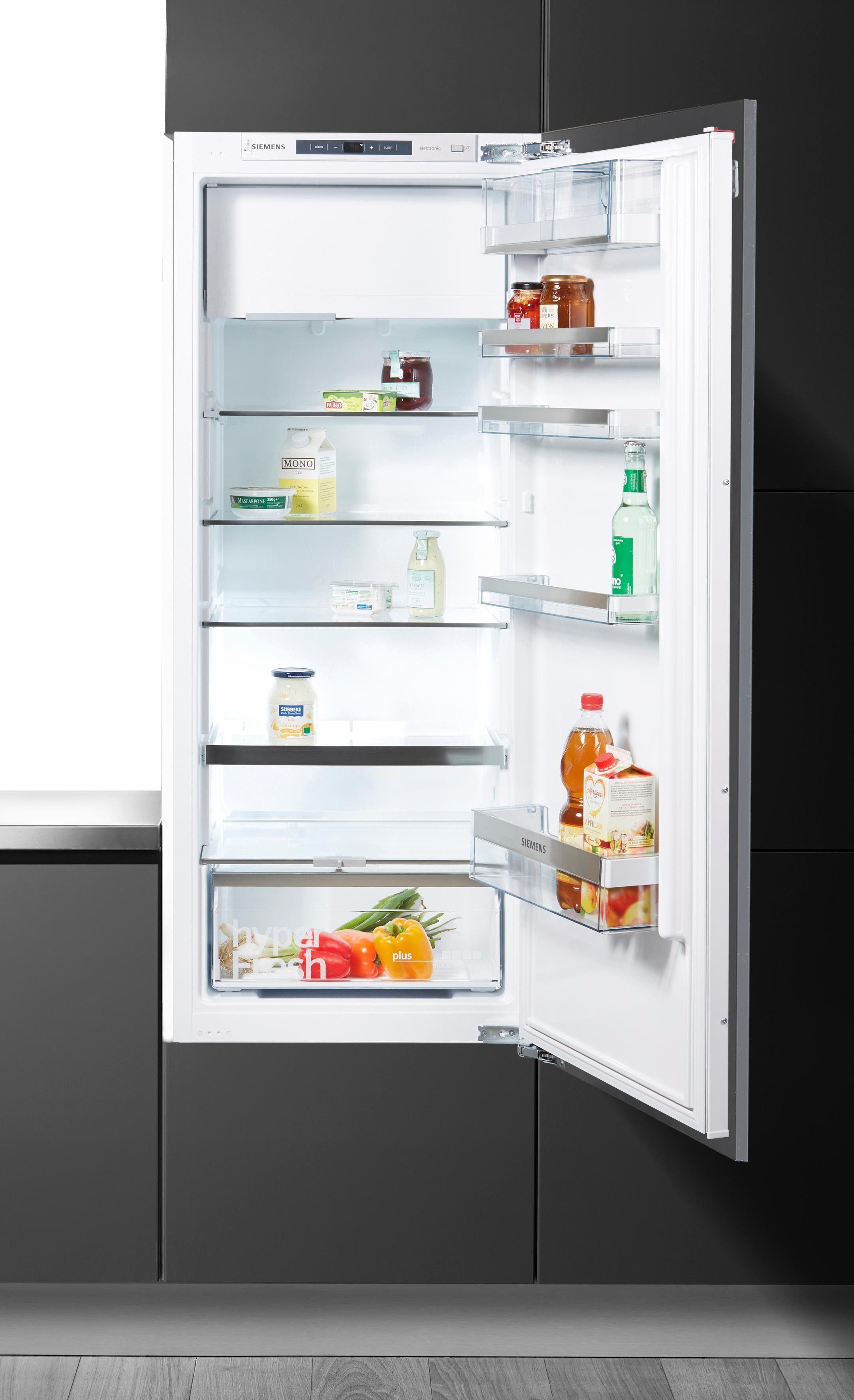 SIEMENS Einbaukühlschrank KI52LAD30, 139,7 cm hoch, 55,8 cm breit, Energieklasse A++, 139,7 cm hoch