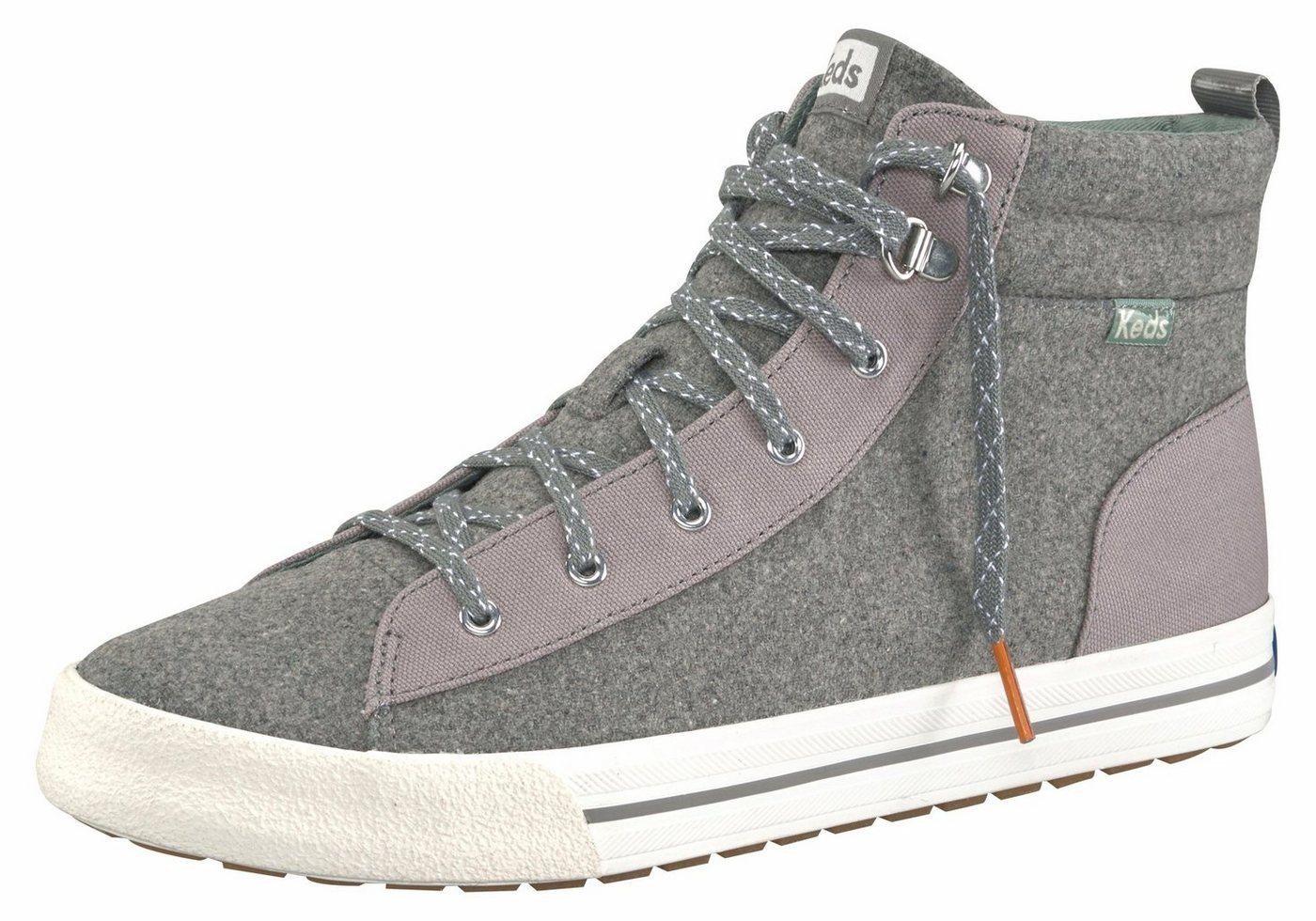 Keds »TOPKICK BOOT WOOL« Sneaker Sale Angebote Haasow