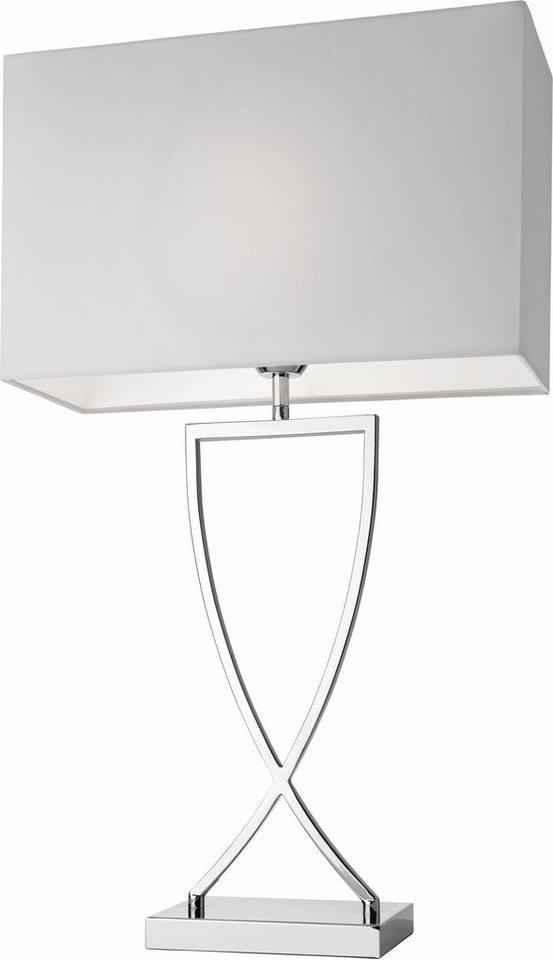 villeroy boch tischleuchte toulouse 1 flammig geeignet f r leuchtmittel e27 online kaufen. Black Bedroom Furniture Sets. Home Design Ideas