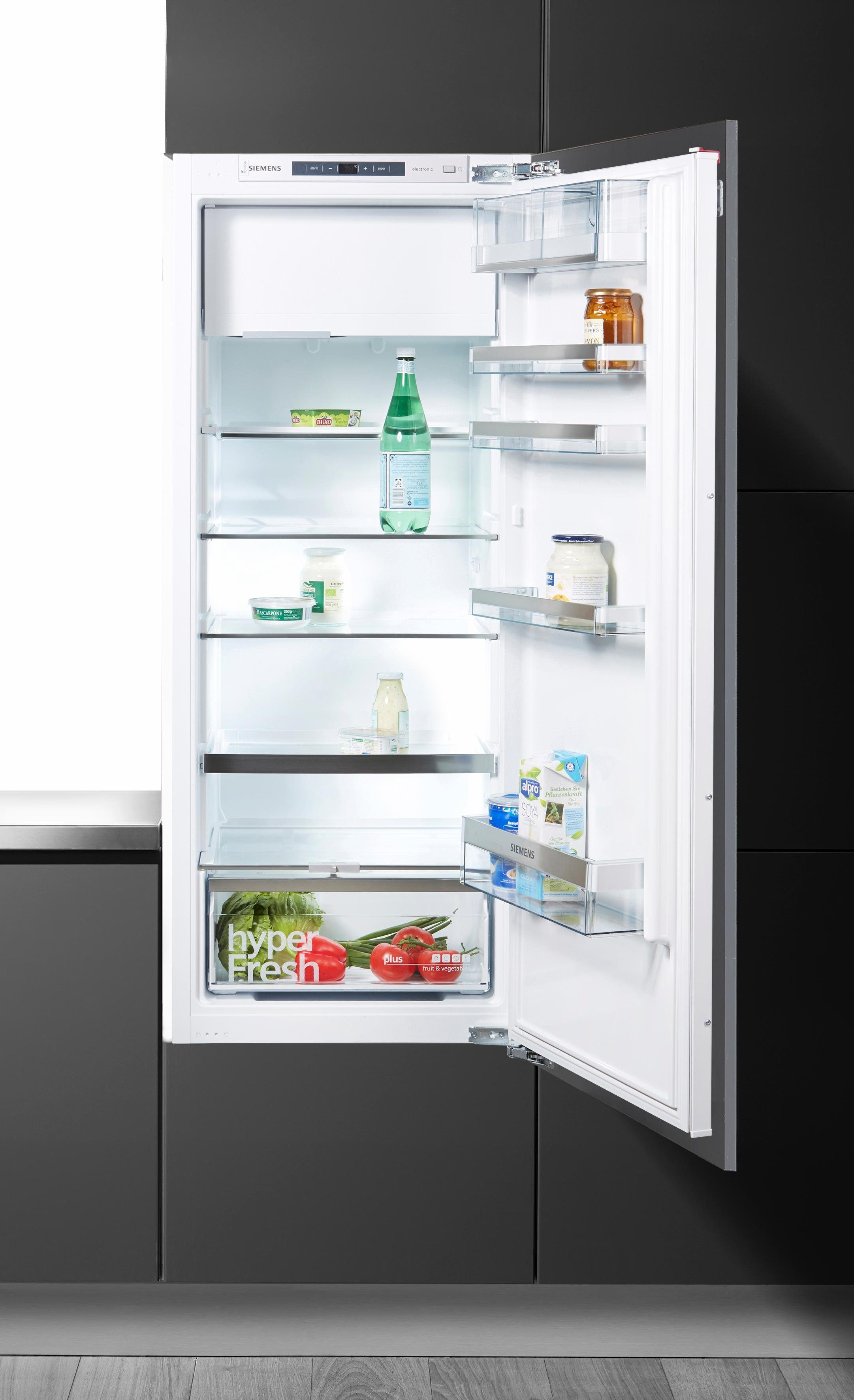 SIEMENS Einbaukühlschrank KI52LAD40, 139,7 cm hoch, 55,8 cm breit, Energieklasse A+++, 139,7 cm hoch