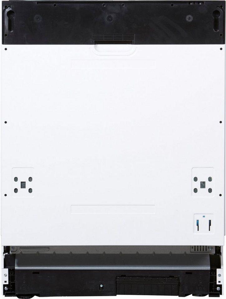 Samsung Vollintegrierbarer Einbaugeschirrspüler DW60M6040BB/EG, A++, 10,5 Liter, 13 Maßgedecke