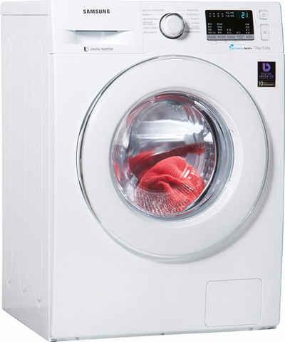 Samsung Waschtrockner WD 4000 WD70M4433IW/EG, 7 Kg/5 Kg, 1400 U