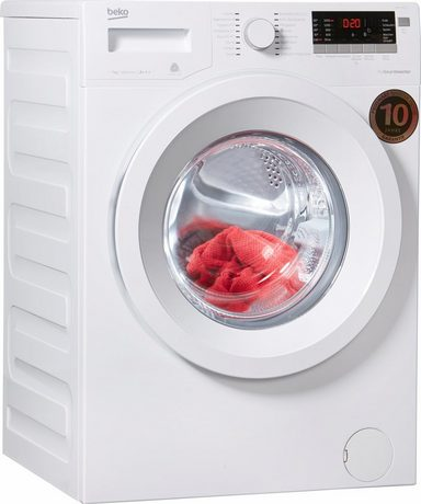 beko waschmaschine wmb 71643 pts 7 kg 1600 u min otto. Black Bedroom Furniture Sets. Home Design Ideas