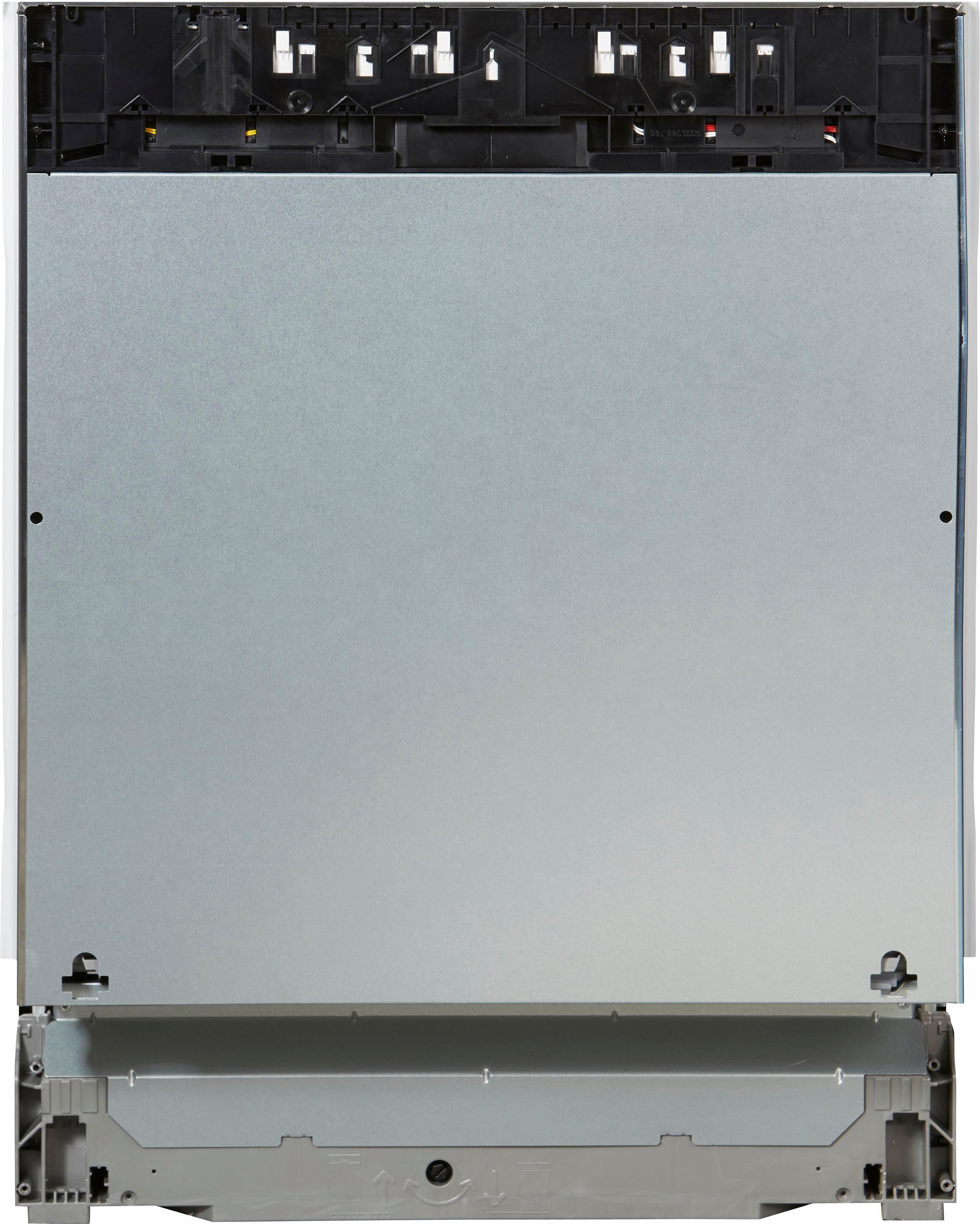 SIEMENS vollintegrierbarer Geschirrspüler iQ300, iQ300 SN636X00EE, 9,5 l, 13 Maßgedecke