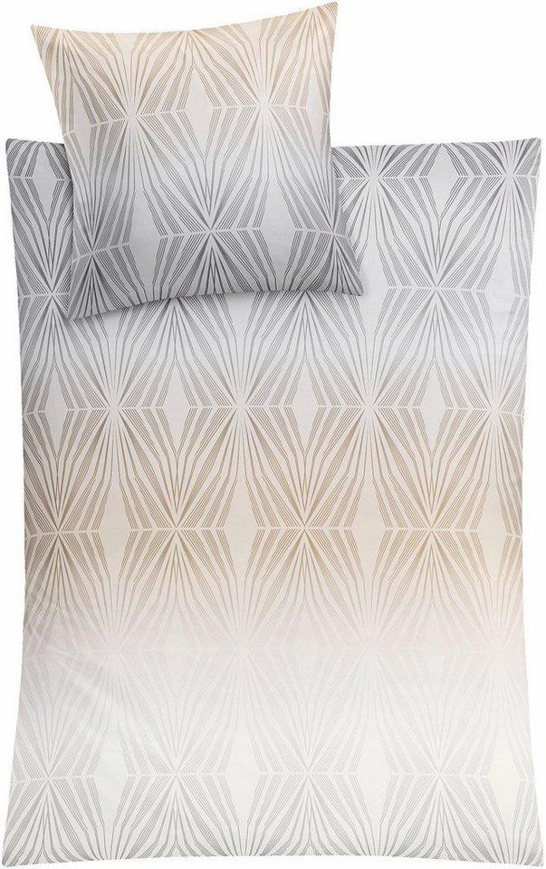 Bettwasche Lucero Kleine Wolke Mit Grafischem Muster Online Kaufen Otto