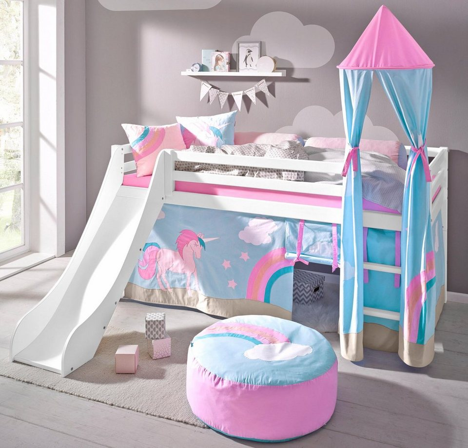 hoppekids sitzsack einhorn online kaufen otto. Black Bedroom Furniture Sets. Home Design Ideas