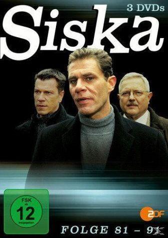 DVD »Siska - Folge 81-91«