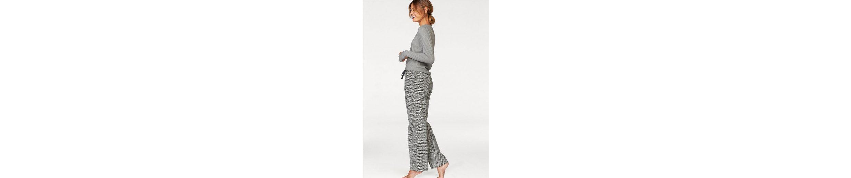 Calvin Klein Pyjama mit gemusterter Hose Auslass Wahl Rabatt Mit Paypal Günstig Kaufen Für Schön Co0P5