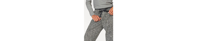 Calvin Klein Pyjama mit gemusterter Hose Kühl Einkaufen AidVP