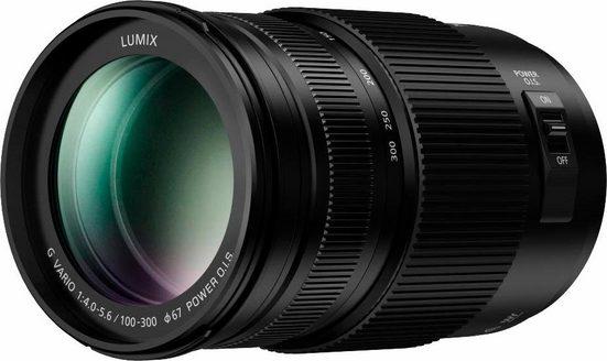 Lumix Panasonic »H-FSA100300E« Teleobjektiv