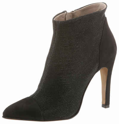 Damen Stiefeletten Schuhe Keil Wedges Boots Used Optik Braun 37 AG92wPWmK8