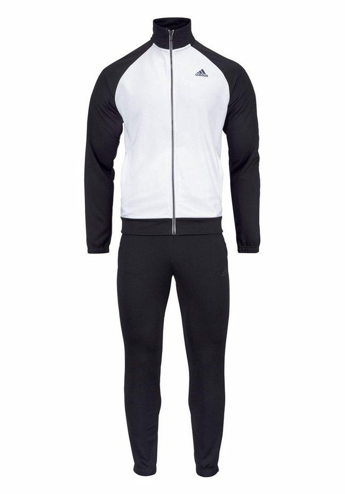 adidas performance trainingsanzug marker track suit. Black Bedroom Furniture Sets. Home Design Ideas
