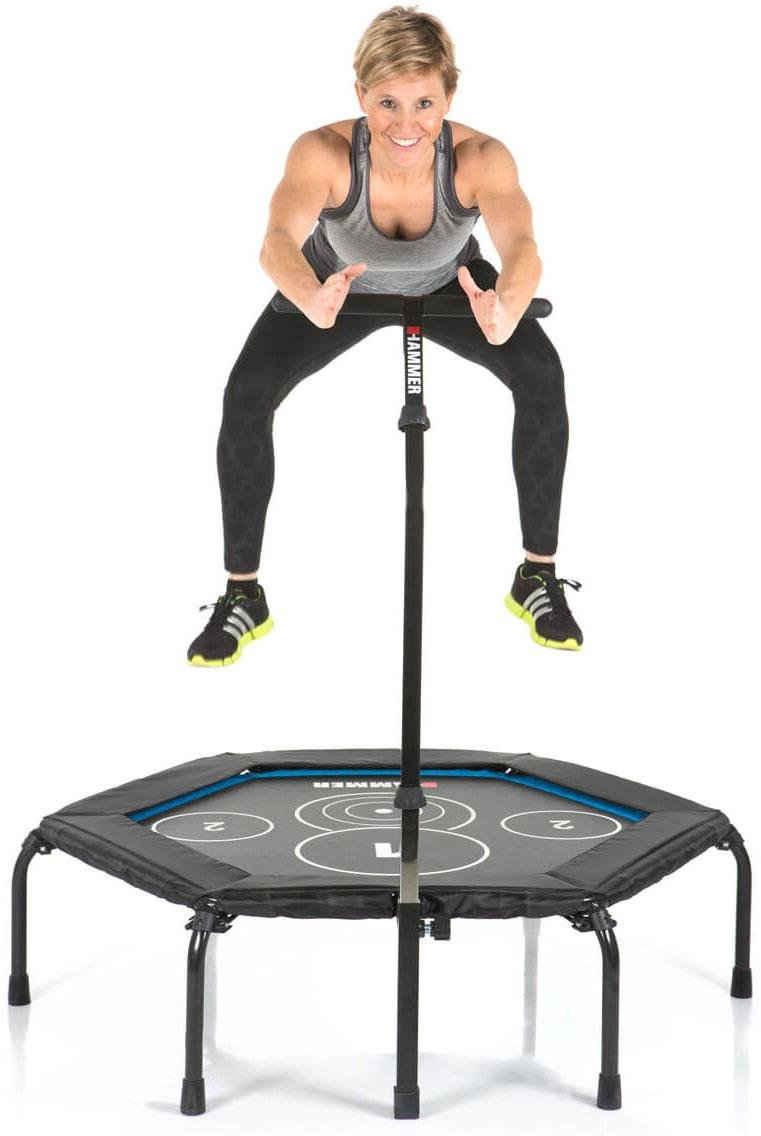 Hammer Fitnesstrampolin »Cross Jump«