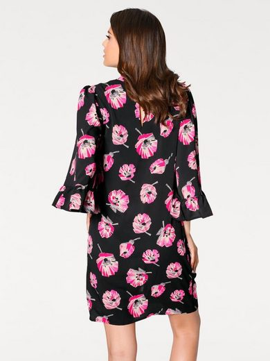 ASHLEY BROOKE by Heine Druckkleid mit Blumen