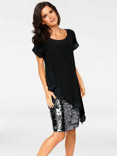 Schwarze kleider heine elegante kleider dieses jahr - Festliche kleider bei heine ...