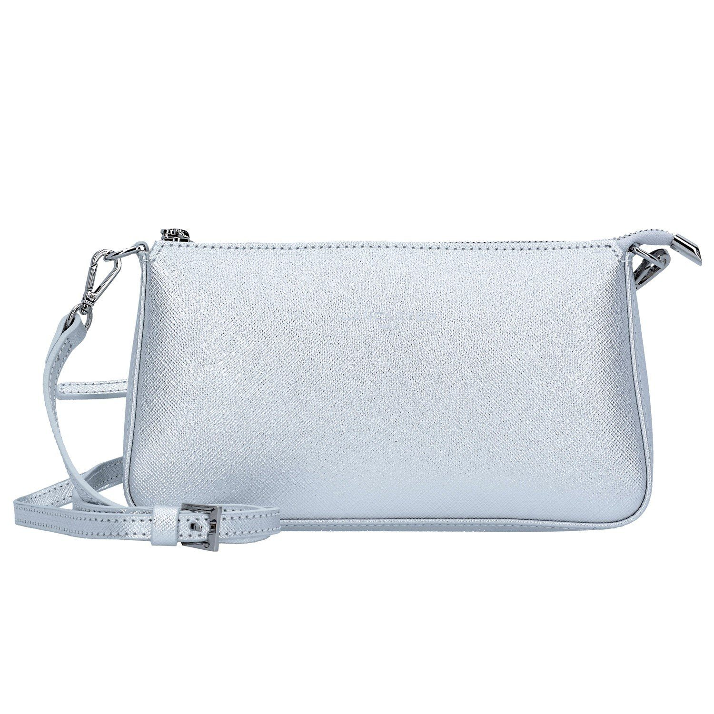 Lancaster Adele Mini Bag Umhängetasche Leder 23 cm