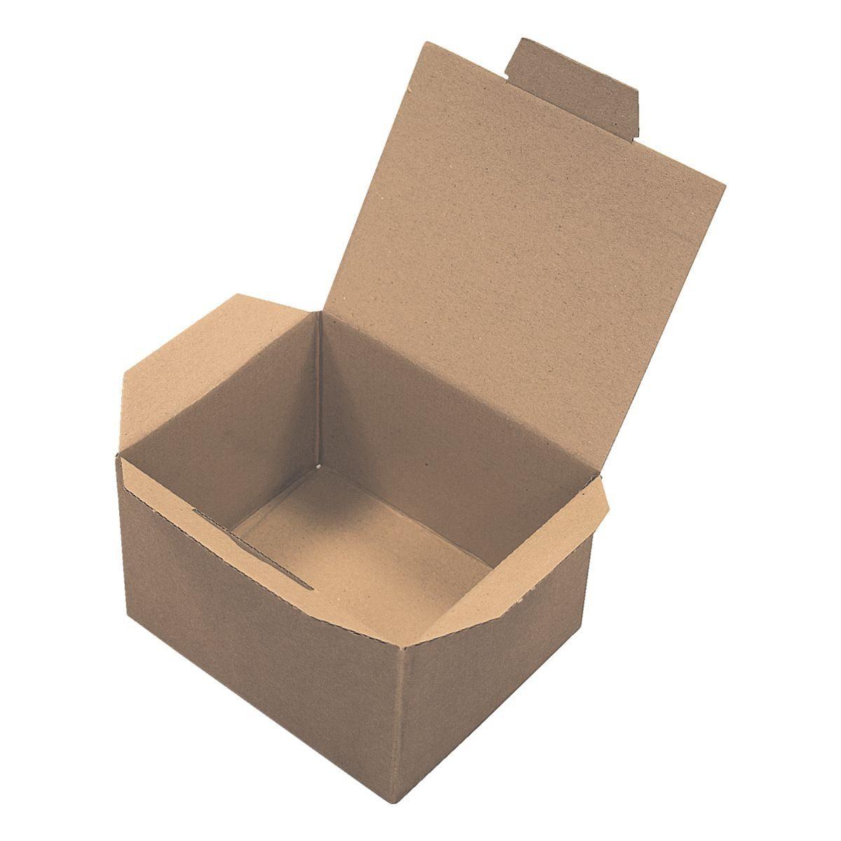 Quali Well Mehrzweckkartons mit Klappdeckel 14,2/11,7/8,4 cm
