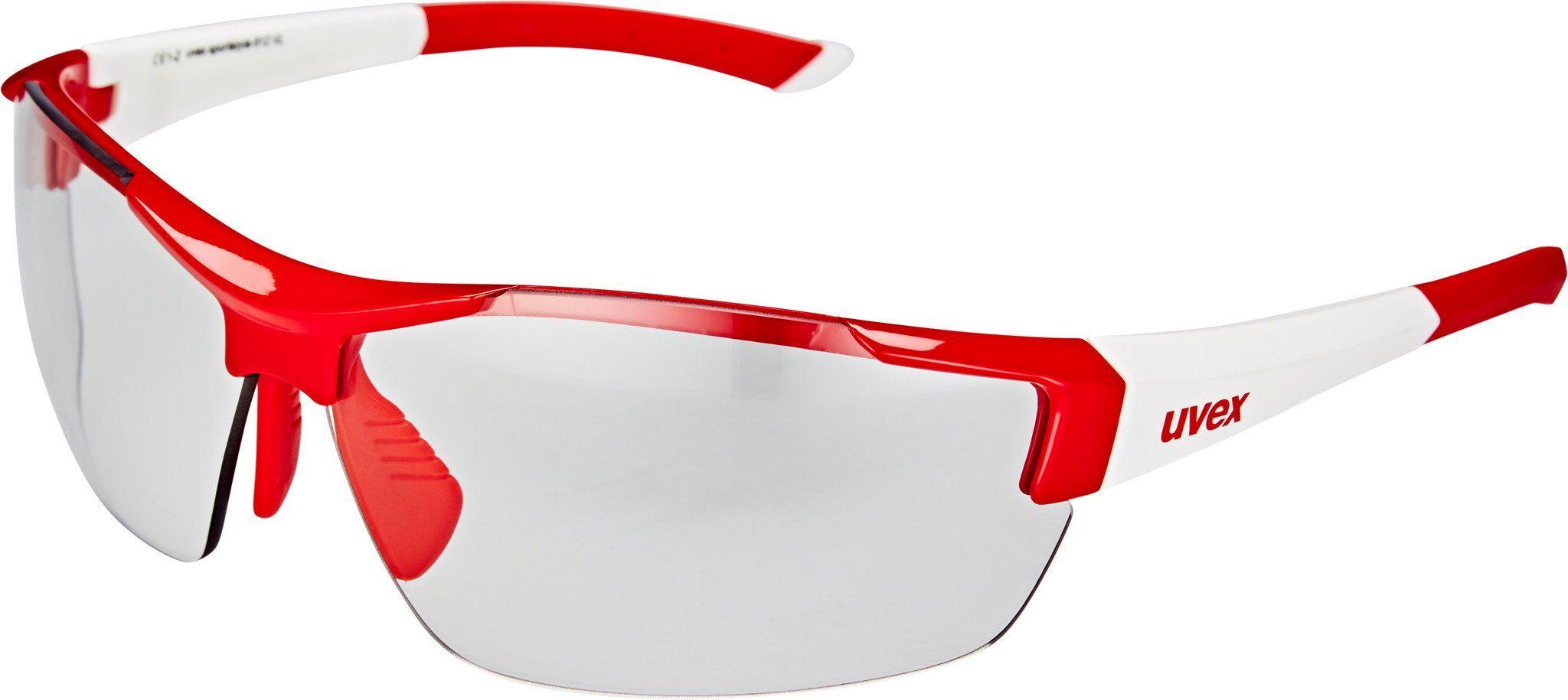 Uvex Radsportbrille »sportstyle 612 VL«