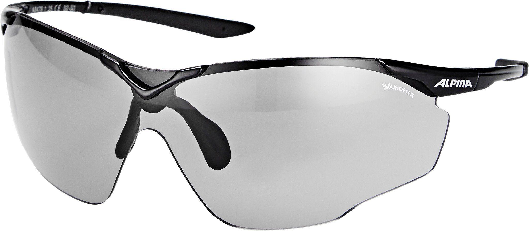 Alpina Radsportbrille »Alpina Splinter Shield VL«