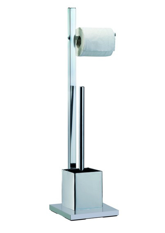 HTI-Line Toilettenpapierhalter mit WC-Bürste »Corse«