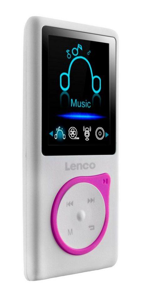 lenco mp3 player mit 4 gb speicher audio foto xemio 657 online kaufen otto. Black Bedroom Furniture Sets. Home Design Ideas