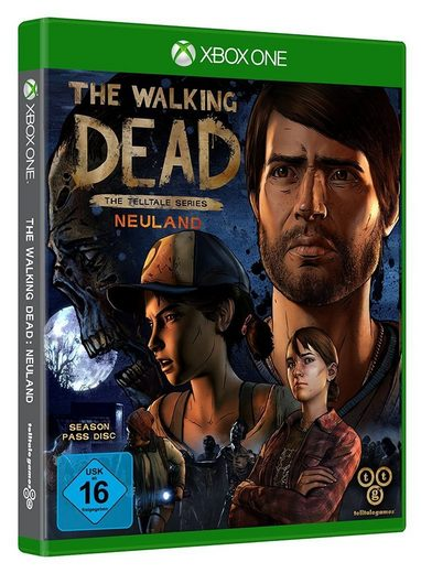 telltale games xbox one spiel the walking dead the. Black Bedroom Furniture Sets. Home Design Ideas