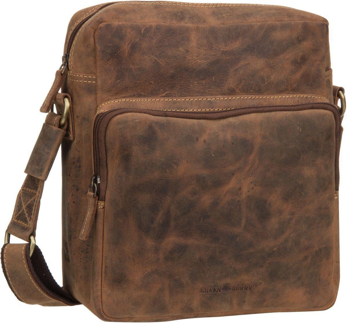 Greenburry Notebooktasche / Tablet »Vintage 1654 Reporter Bag«