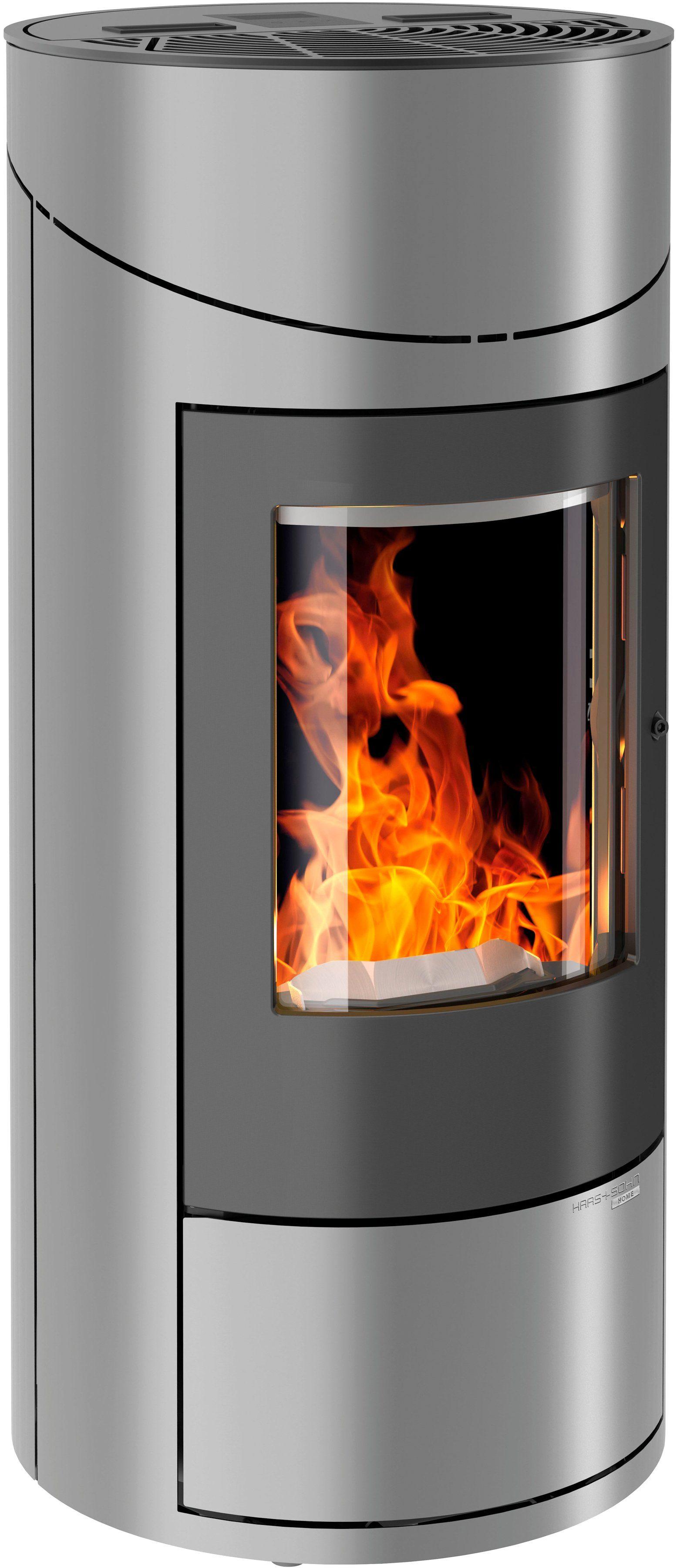 HAAS+SOHN Pelletofen »HSP 7«, Stahl, 8 kW, Dauerbrand