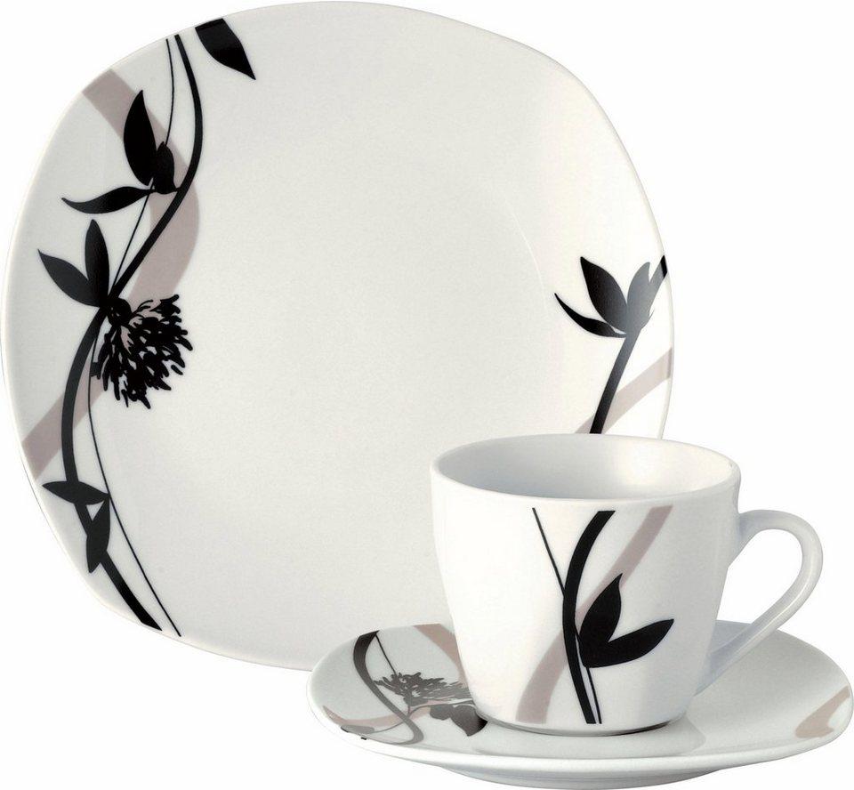 van well kaffeeservice calypso 18 tlg porzellan sp lmaschinengeeignet online kaufen otto. Black Bedroom Furniture Sets. Home Design Ideas