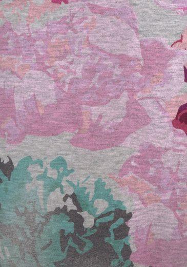 Buffalo Nachthemd mit Rosen-Print