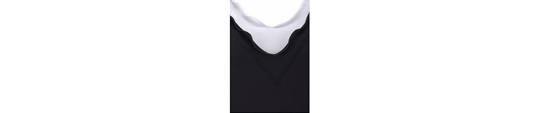 LASCANA Kurzes Nachthemd im edlen Layerdesign Shopping-Spielraum Online KGygn5