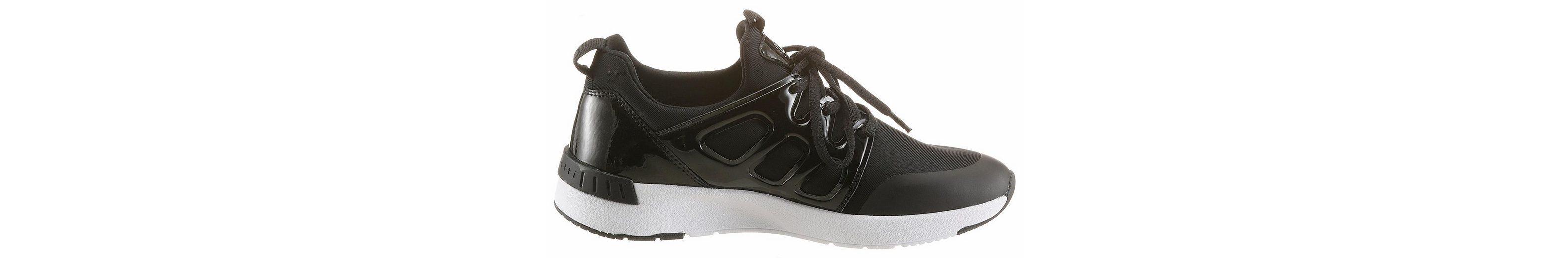 Bugatti Slip-On Sneaker, mit Zierschnürung