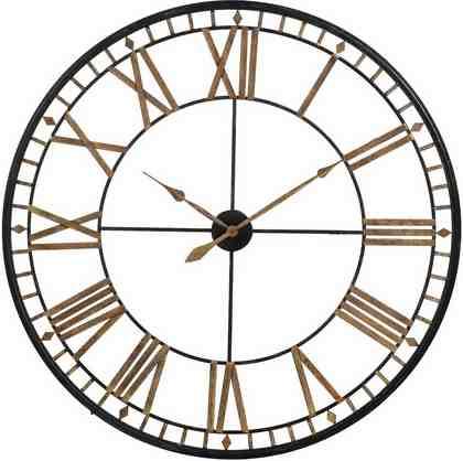 Gutmann Factory Uhr »Cheesy« mit Quarzuhrwerk