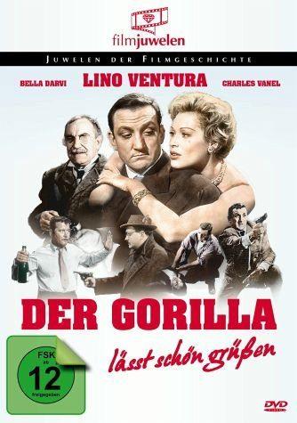 DVD »Der Gorilla läßt schön grüßen«